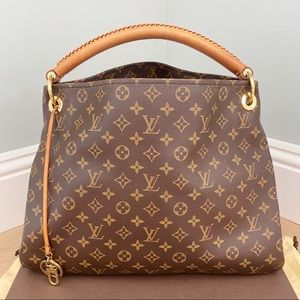 💎✨ARTSY MM✨💎 Louis Vuitton Braided Handle Bag!
